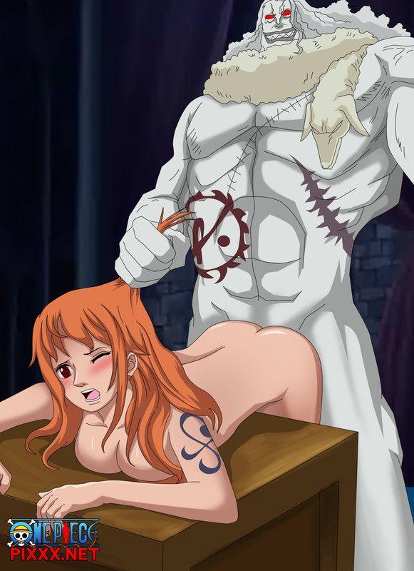 Bet she des hentai de one piece font le sexe Bilder